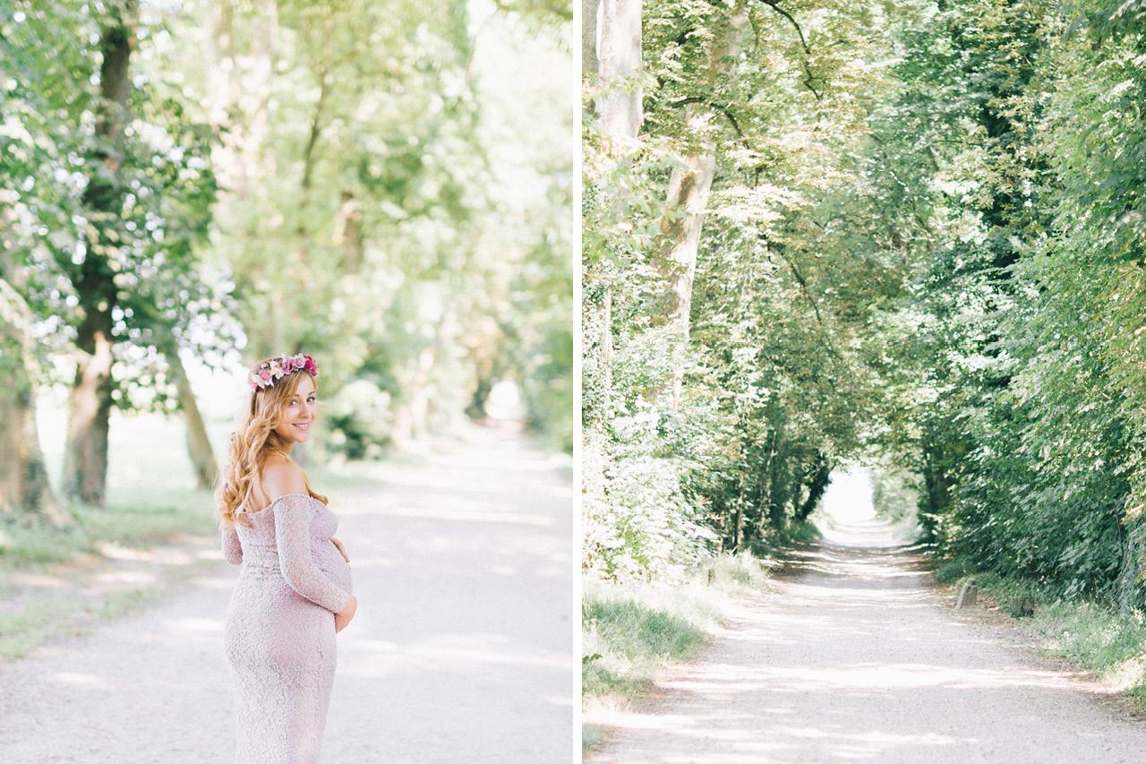 Séance photo Femme enceinte à Lyon Sublime femme enceinte à Lyon