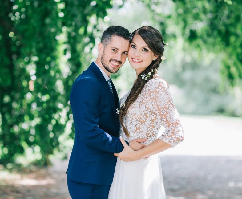 mariage chateau d'anjou champetre