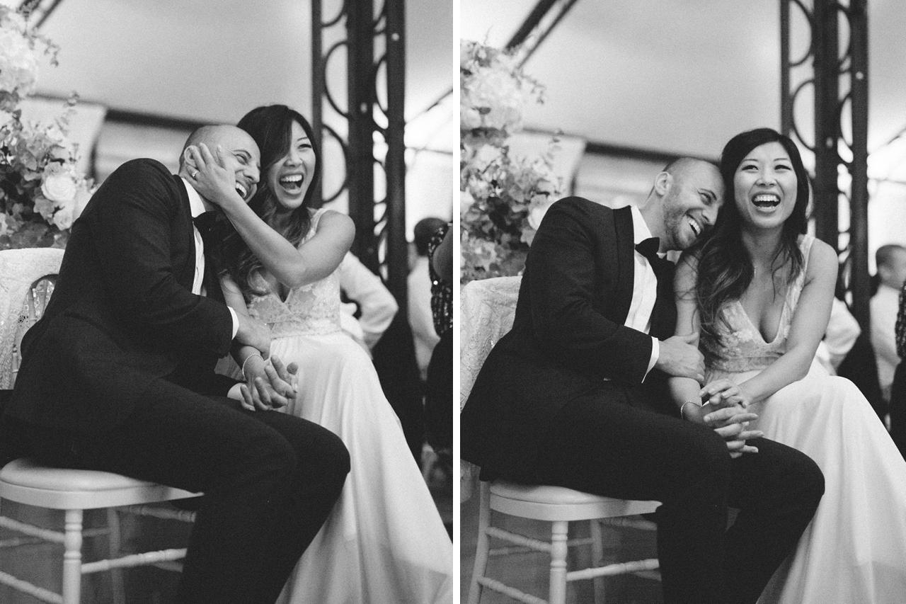 Première danse et discours Soirée dansante mariage Domaine de la Butte Ronde Yeter Kurt Photography