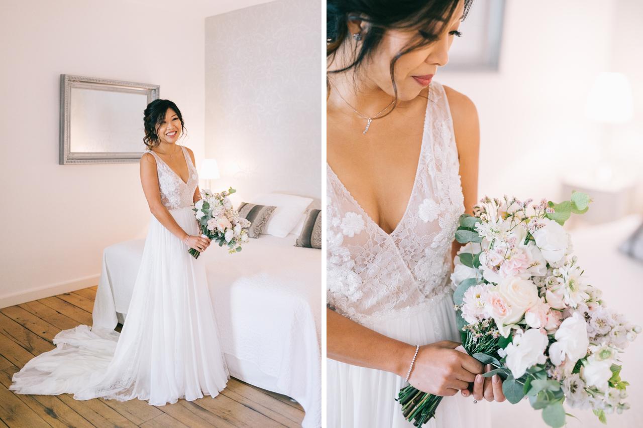 Un mariage élégant au Domaine de la Butte Ronde Mariage Parisien Yeter Kurt Photography
