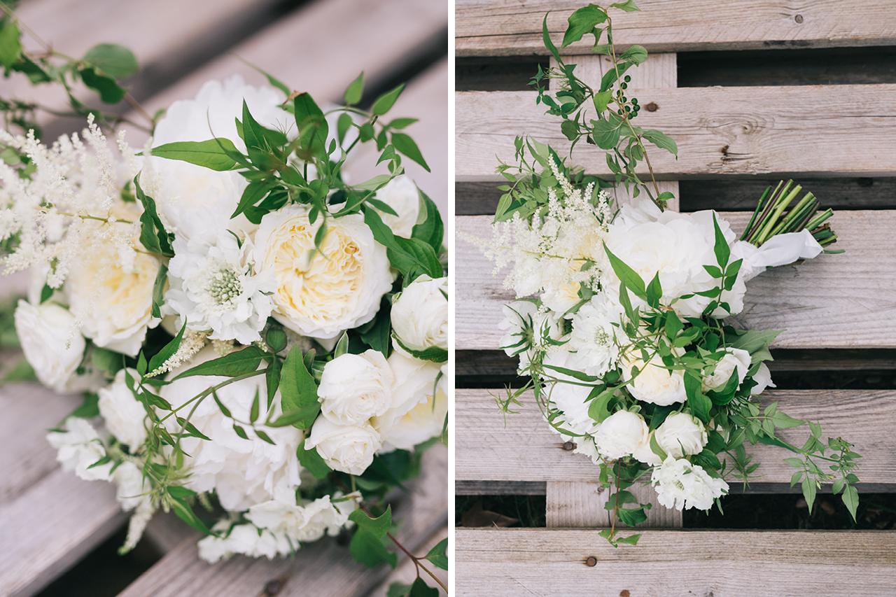 Bouquets de mariée accessoires Décoration Florale bouquet de mariée fleurs de fée magnifique bouquet le domaines de patras en provence