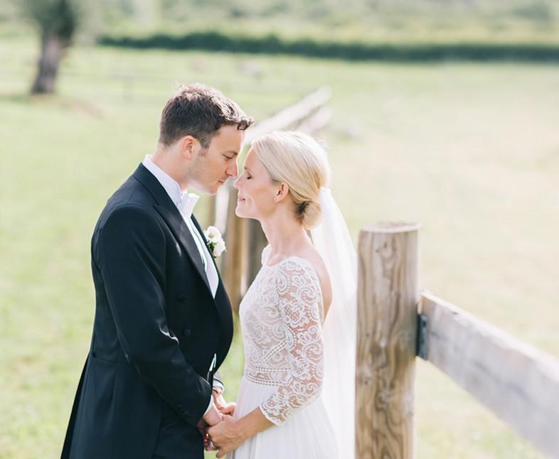 mariage aux domaines des patras en drôme provencale