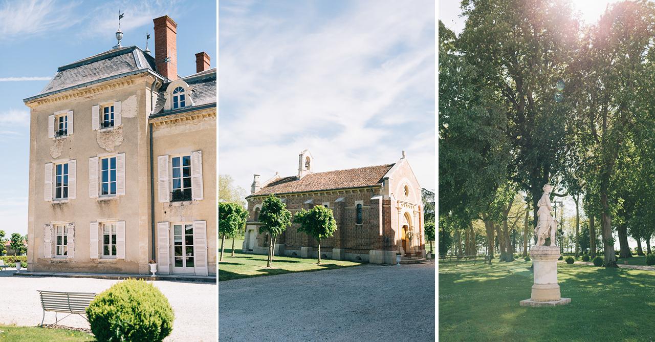 Photos du Château de Varennes en Bourgogne