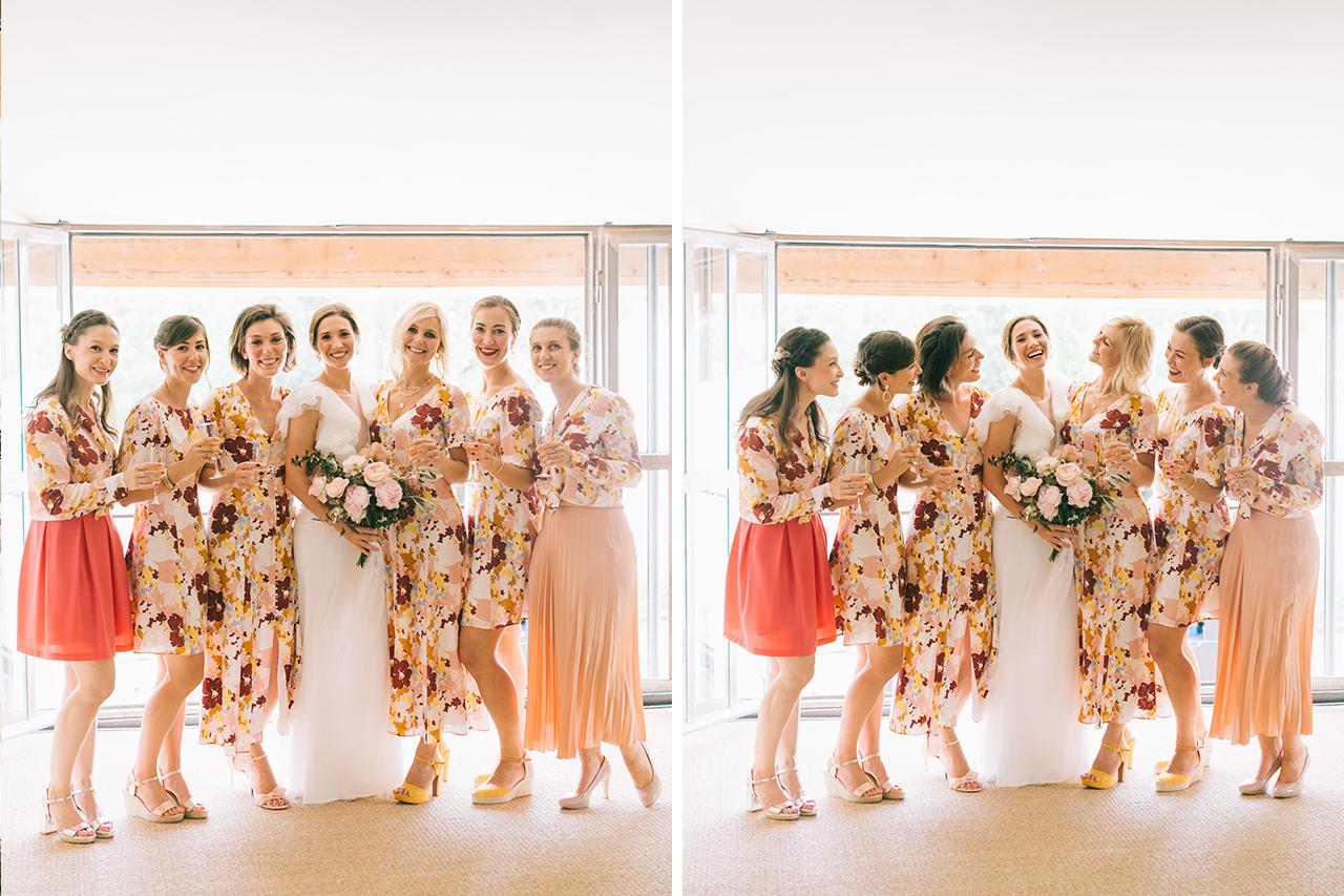 les demoiselles d'honneur aux domaines de patras un mariage dans la drome provençale