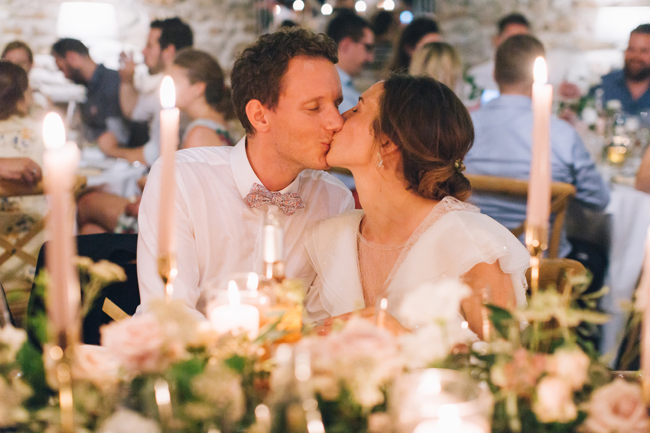 Soirée mariage aux Domaine de Patras