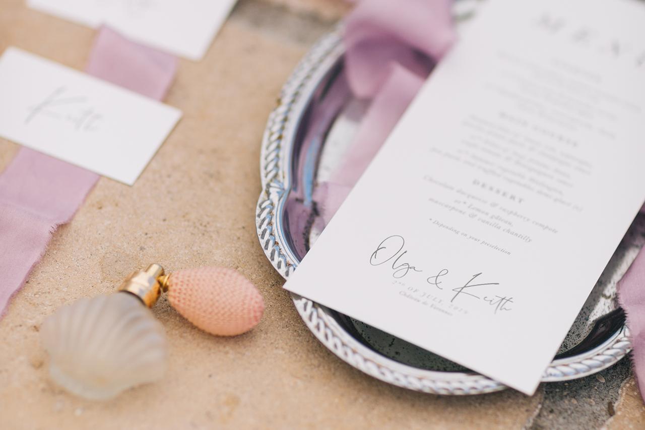 Wedding Mariage au Chateau de Varennes en Bourgogne