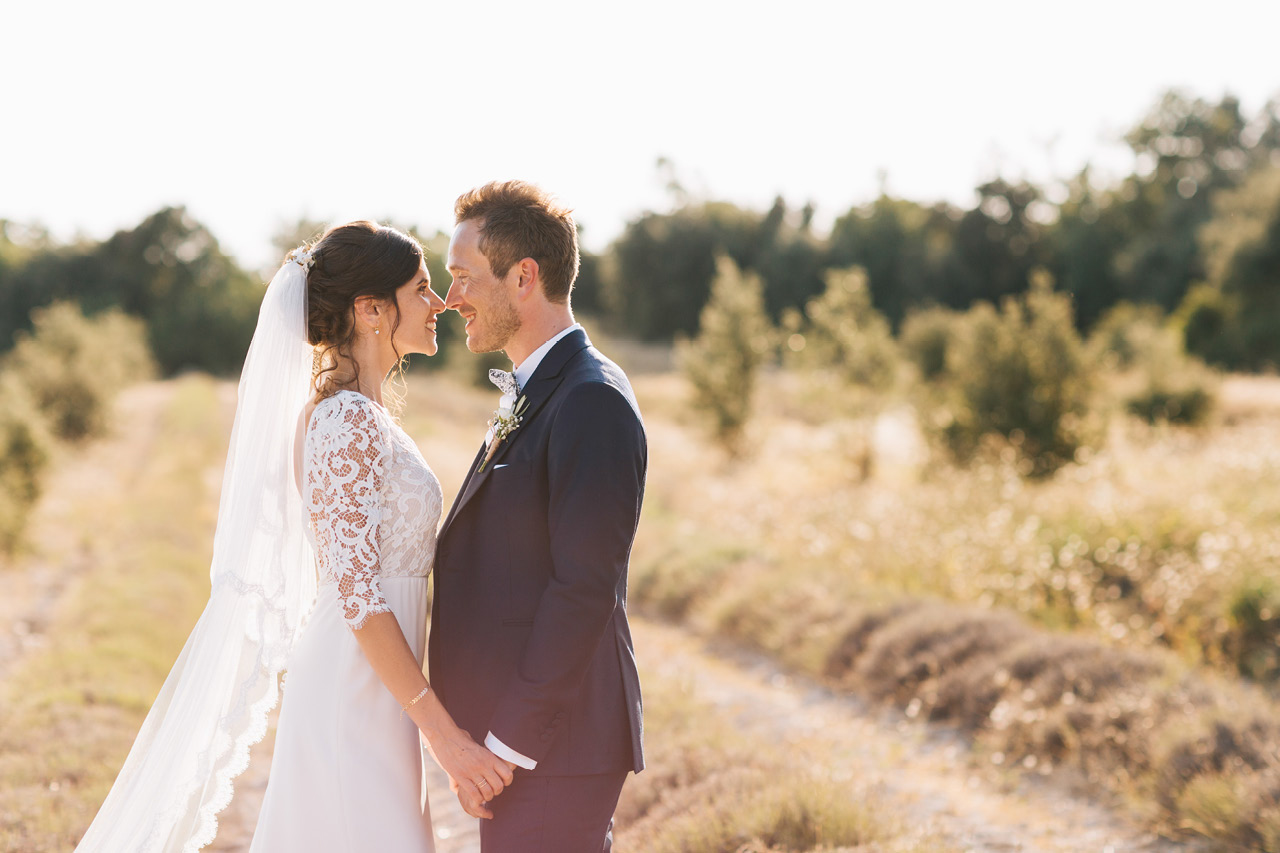 Photo de Couple au Domaine de Sarson dans la DROME