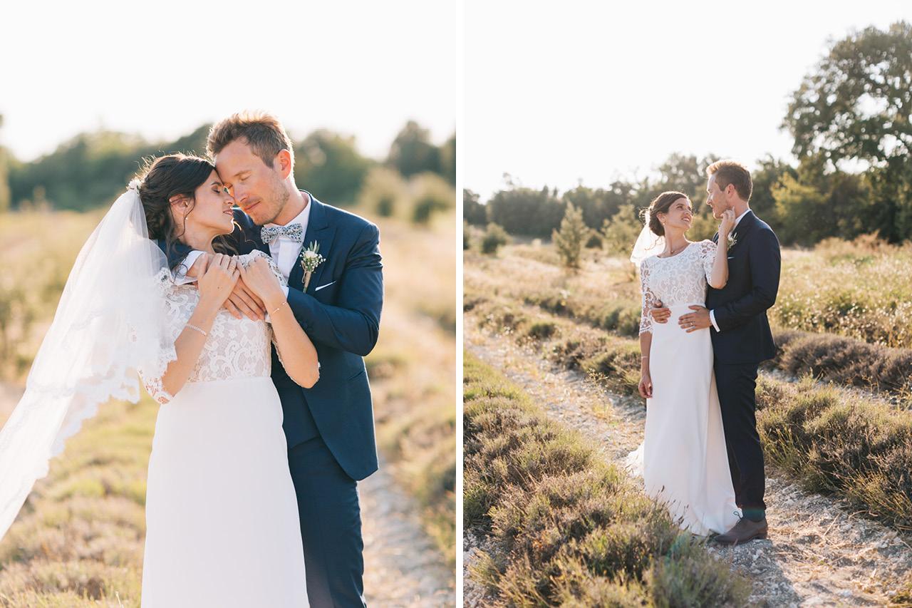 Photo Couple Lifestyle Domaine de Sarson Robe de marié Victoire Vermeulen Costume marié SCABAL