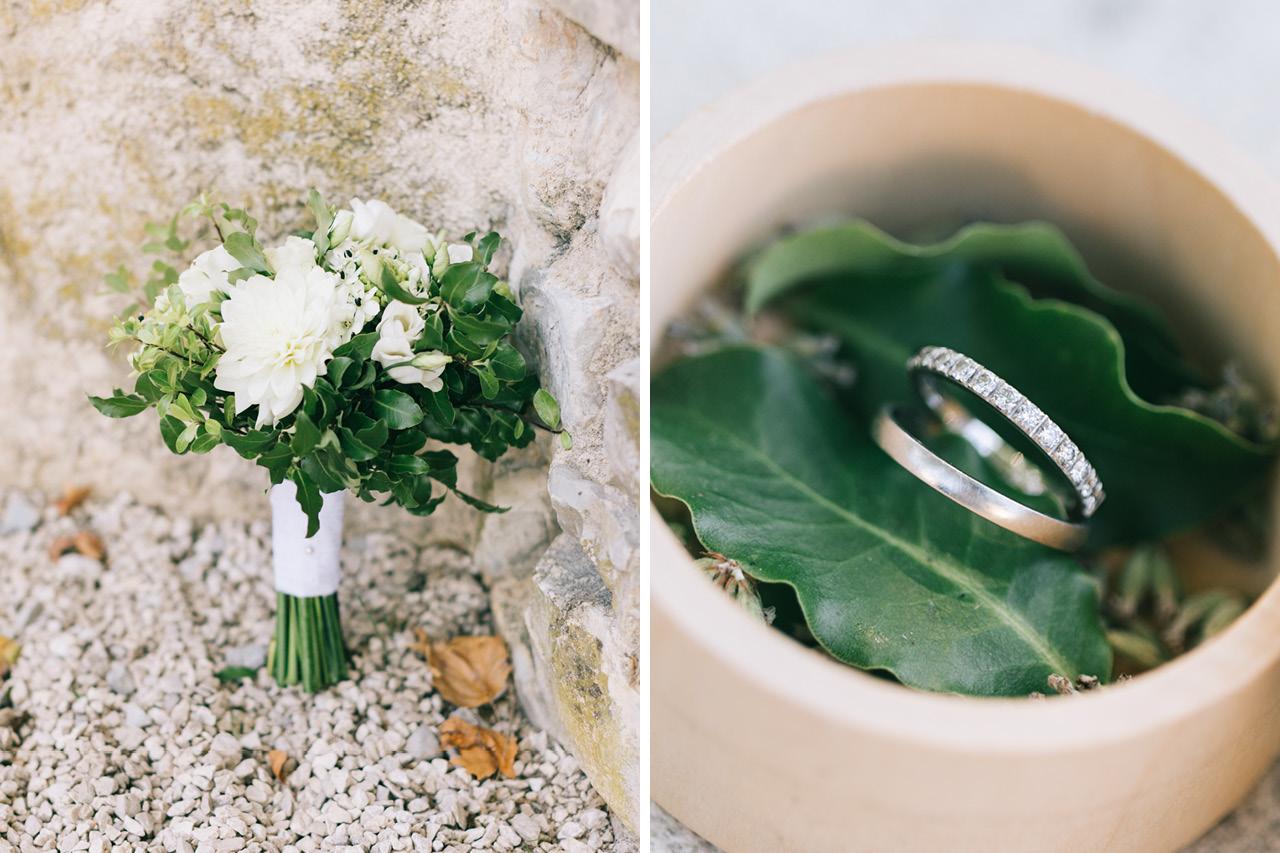 alliances mariage wedding provence fleurs mariée yeter kurt